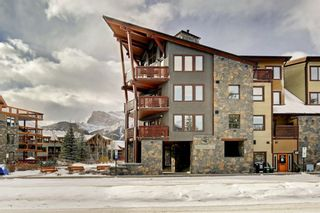 Photo 12: 201 379 Spring Creek Drive: Canmore Apartment for sale : MLS®# A1072923