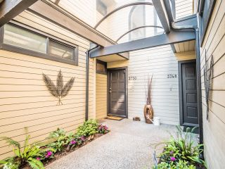 """Photo 1: 3750 NICO WYND Drive in Surrey: Elgin Chantrell Townhouse for sale in """"NICO WYND ESTATES"""" (South Surrey White Rock)  : MLS®# R2604954"""