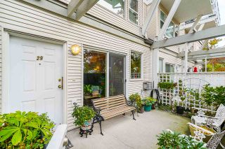 """Photo 2: 29 2723 E KENT Avenue in Vancouver: South Marine Townhouse for sale in """"RIVERSIDE GARDENS"""" (Vancouver East)  : MLS®# R2512600"""