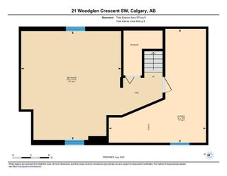 Photo 26: 21 WOODGLEN Crescent SW in Calgary: Woodbine Detached for sale : MLS®# A1026907