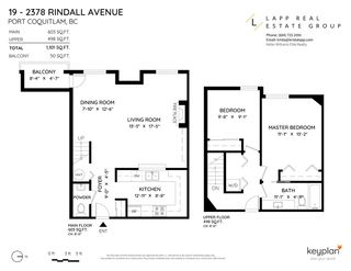 """Photo 32: 19 2378 RINDALL Avenue in Port Coquitlam: Central Pt Coquitlam Condo for sale in """"Brittany Park"""" : MLS®# R2585064"""