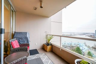"""Photo 6: 1606 1065 QUAYSIDE Drive in New Westminster: Quay Condo for sale in """"Quayside Tower II"""" : MLS®# R2539585"""