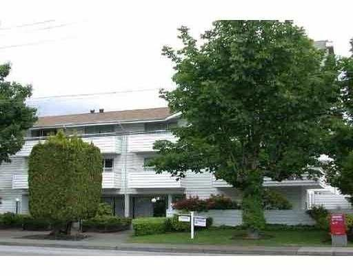 """Main Photo: # 313 - 707, 8th Street in New Westminster: Uptown NW Condo for sale in """"The Diplomat"""" : MLS®# V591301"""