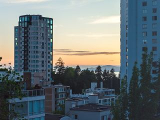 Photo 9: 801 1935 HARO STREET in Vancouver: West End VW Condo for sale (Vancouver West)  : MLS®# R2559149