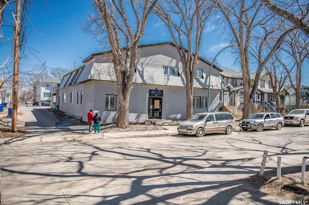 Main Photo: 2023 Ottawa Street in Regina: General Hospital Multi-Family for sale : MLS®# SK859678