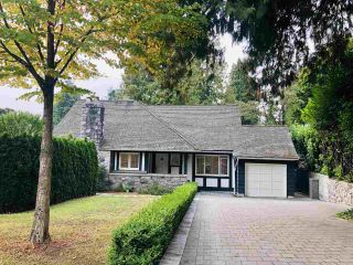 Photo 1: 6215 MACKENZIE Street in Vancouver: Kerrisdale House for sale (Vancouver West)  : MLS®# R2504338