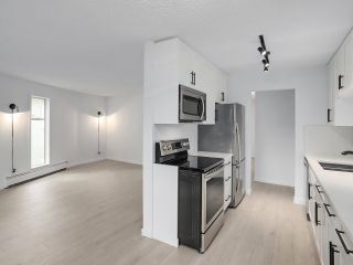 """Photo 2: 201 725 COMMERCIAL Drive in Vancouver: Hastings Condo for sale in """"PLACE DE VITO"""" (Vancouver East)  : MLS®# R2332392"""