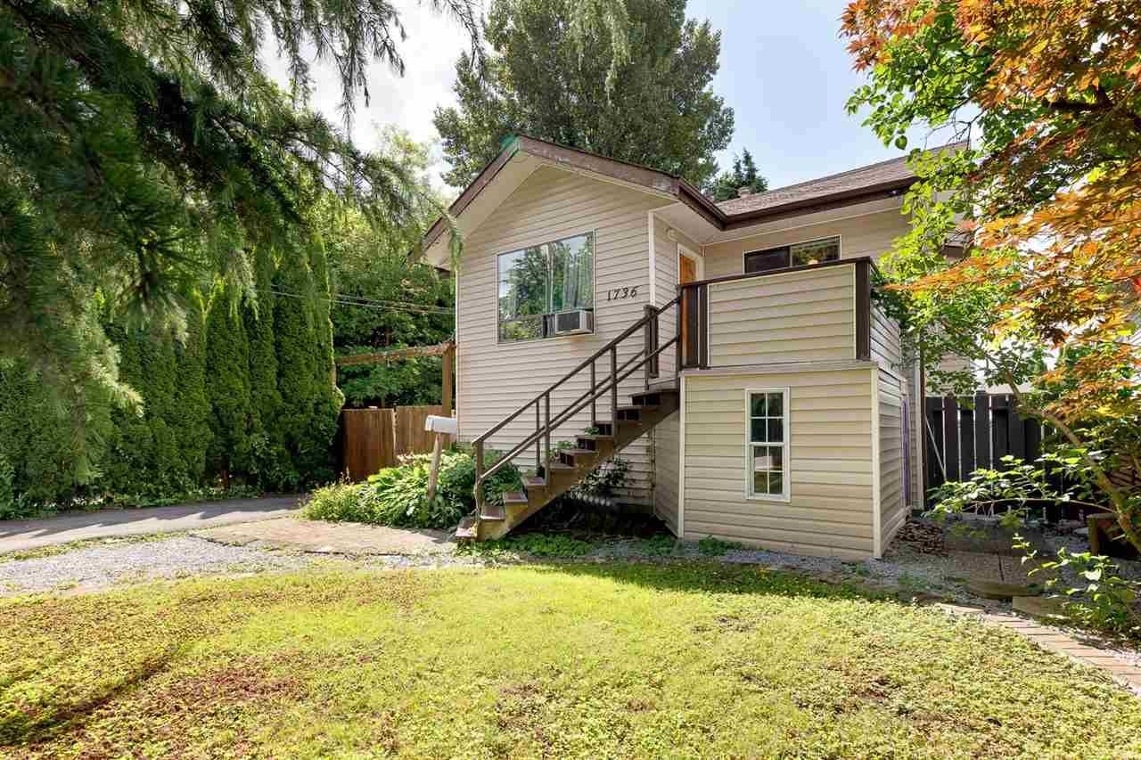 Main Photo: 1736 LANGAN Avenue in Port Coquitlam: Lower Mary Hill House for sale : MLS®# R2592455