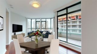 """Photo 5: 1106 1383 HOWE Street in Vancouver: Downtown VW Condo for sale in """"PORTOFINO"""" (Vancouver West)  : MLS®# R2533510"""