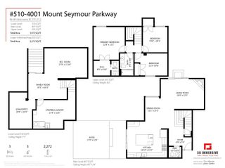"""Photo 29: 510 4001 MT SEYMOUR Parkway in North Vancouver: Roche Point Townhouse for sale in """"THE MAPLES"""" : MLS®# R2602101"""