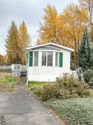 Photo 1: 106 2500 GRANT Road in Prince George: Hart Highway Manufactured Home for sale (PG City North (Zone 73))  : MLS®# R2622359