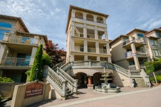 """Photo 1: 111 3176 PLATEAU Boulevard in Coquitlam: Westwood Plateau Condo for sale in """"THE TUSCANY"""" : MLS®# R2187707"""