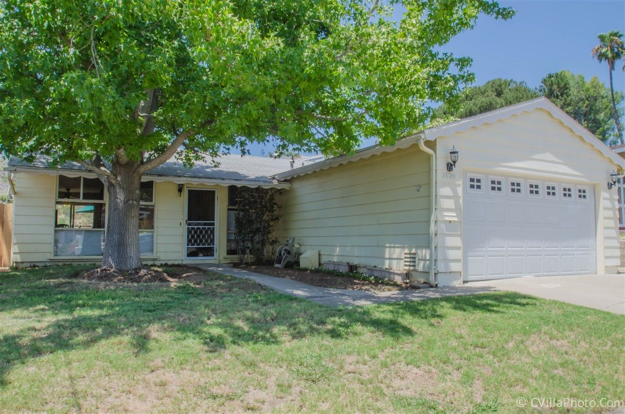 Main Photo: CLAIREMONT House for sale : 3 bedrooms : 3620 Fireway in San Diego