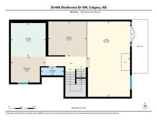 Photo 33: 30 448 Strathcona Drive SW in Calgary: Strathcona Park Row/Townhouse for sale : MLS®# A1062662