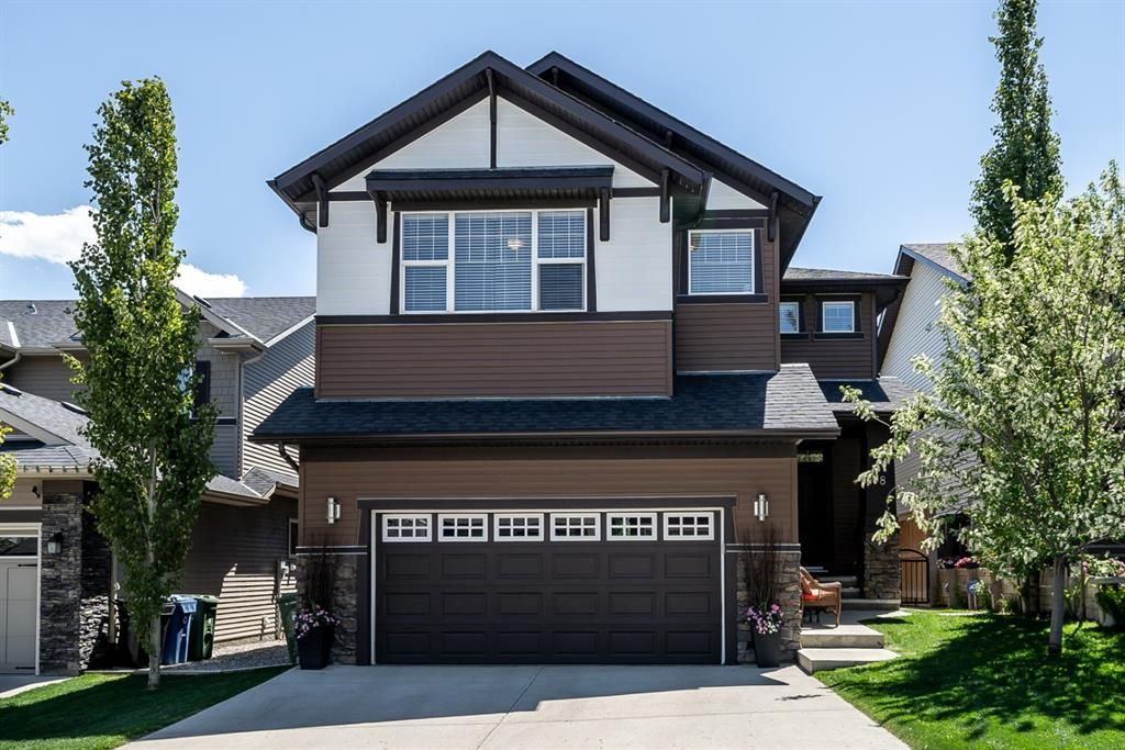 Main Photo: 88 SAGE VALLEY Park NW in Calgary: Sage Hill Detached for sale : MLS®# A1115387