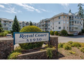 Photo 1: 206 31930 Old Yale Road in Abbotsford: Abbotsford West Condo for sale : MLS®# R2381649