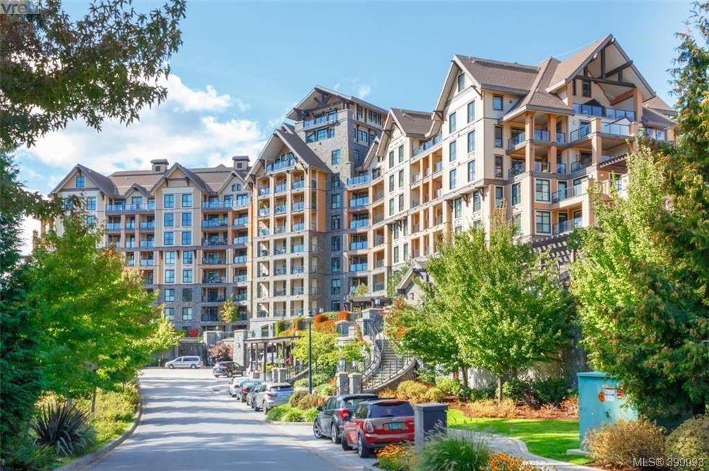 Main Photo: 411 1400 Lynburne Pl in VICTORIA: La Bear Mountain Condo for sale (Langford)  : MLS®# 798043