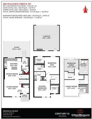 Photo 31: 204 WALDEN Drive SE in Calgary: Walden Row/Townhouse for sale : MLS®# C4274227