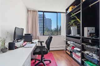 """Photo 10: 908 4105 MAYWOOD Street in Burnaby: Metrotown Condo for sale in """"Time Square"""" (Burnaby South)  : MLS®# R2570116"""