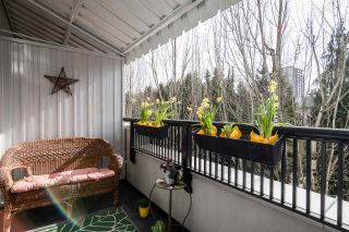 "Photo 13: 409 55 BLACKBERRY Drive in New Westminster: Fraserview NW Condo for sale in ""Queen Park Place"" : MLS®# R2457583"