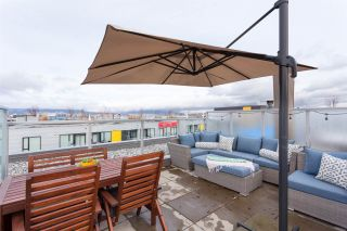 Photo 1: 603 417 GREAT NORTHERN WAY in Vancouver: Mount Pleasant VE Condo for sale (Vancouver East)  : MLS®# R2244530