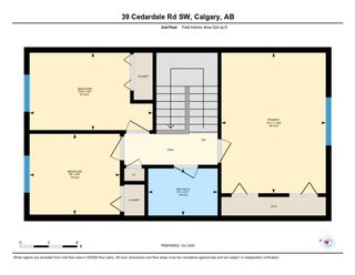 Photo 40: 39 Cedardale Road SW in Calgary: Cedarbrae Semi Detached for sale : MLS®# A1057502