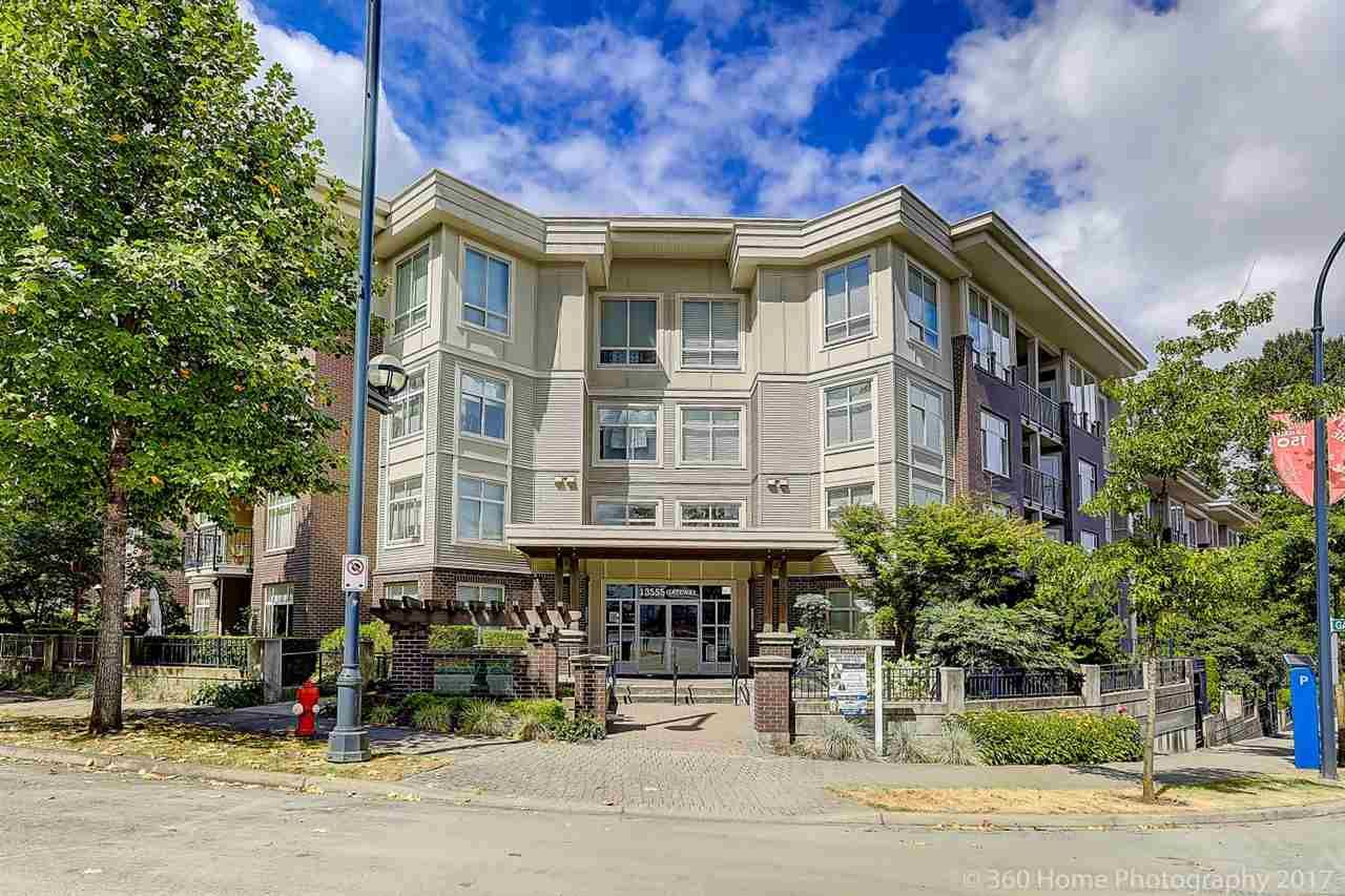 Main Photo: 206 13555 GATEWAY DRIVE in : Whalley Condo for sale : MLS®# R2188643