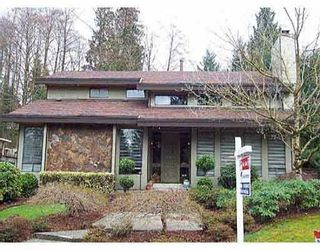 Photo 1: 2570 NORCREST CT in Burnaby: House for sale : MLS®# V767749