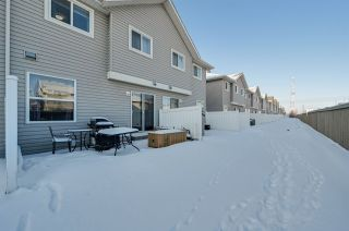 Photo 36: 11 230 EDWARDS Drive in Edmonton: Zone 53 Townhouse for sale : MLS®# E4226878