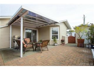 Photo 18: 41 7570 Tetayut Rd in SAANICHTON: CS Hawthorne Manufactured Home for sale (Central Saanich)  : MLS®# 707595
