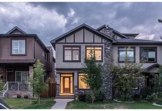 Main Photo: 2416 1 Avenue NW in Calgary: West Hillhurst Semi Detached for sale : MLS®# A1126686
