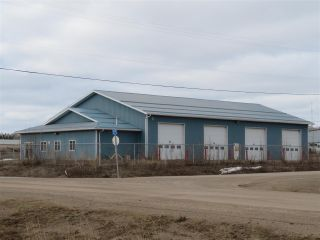 Main Photo: 4900 44 Avenue in Fort Nelson: Fort Nelson -Town Industrial for sale (Fort Nelson (Zone 64))  : MLS®# C8035417