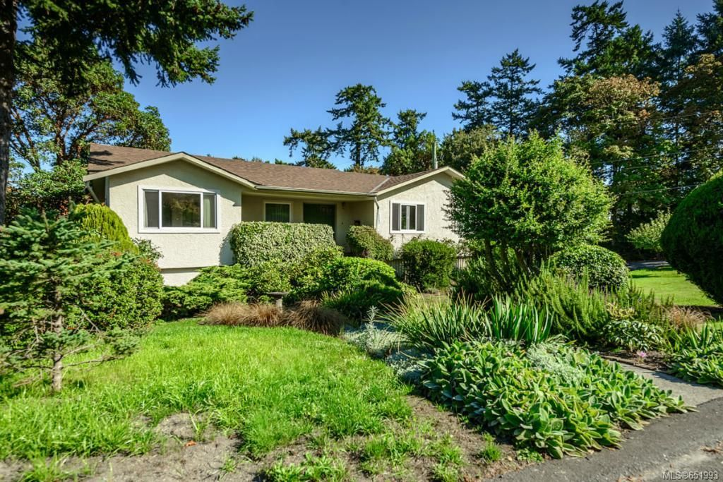 Main Photo: 1126 Temple Ave in : SE Cordova Bay House for sale (Saanich East)  : MLS®# 651993