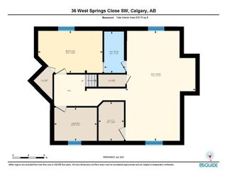 Photo 40: 36 West Springs Close SW in Calgary: West Springs Detached for sale : MLS®# A1118524
