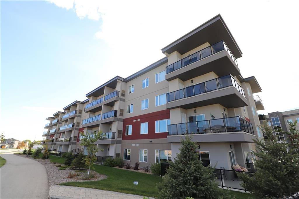 Main Photo: 101 80 Philip Lee Drive in Winnipeg: Crocus Meadows Condominium for sale (3K)  : MLS®# 202113568