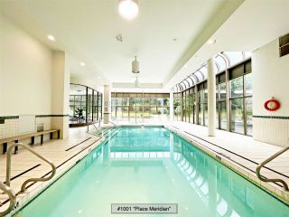"""Photo 31: 1001 5967 WILSON Avenue in Burnaby: Metrotown Condo for sale in """"Place Meridian"""" (Burnaby South)  : MLS®# R2555565"""