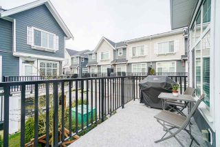 """Photo 17: 19 2239 164A Street in Surrey: Grandview Surrey Townhouse for sale in """"Evolve"""" (South Surrey White Rock)  : MLS®# R2560720"""