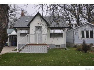 Photo 2: 137 Egerton Road in Winnipeg: St Vital Residential for sale (2D)  : MLS®# 1627570