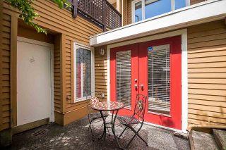 "Photo 19: 2614 W 5TH Avenue in Vancouver: Kitsilano 1/2 Duplex for sale in ""SWEET, SWEET KITSILANO, BABY"" (Vancouver West)  : MLS®# R2180188"