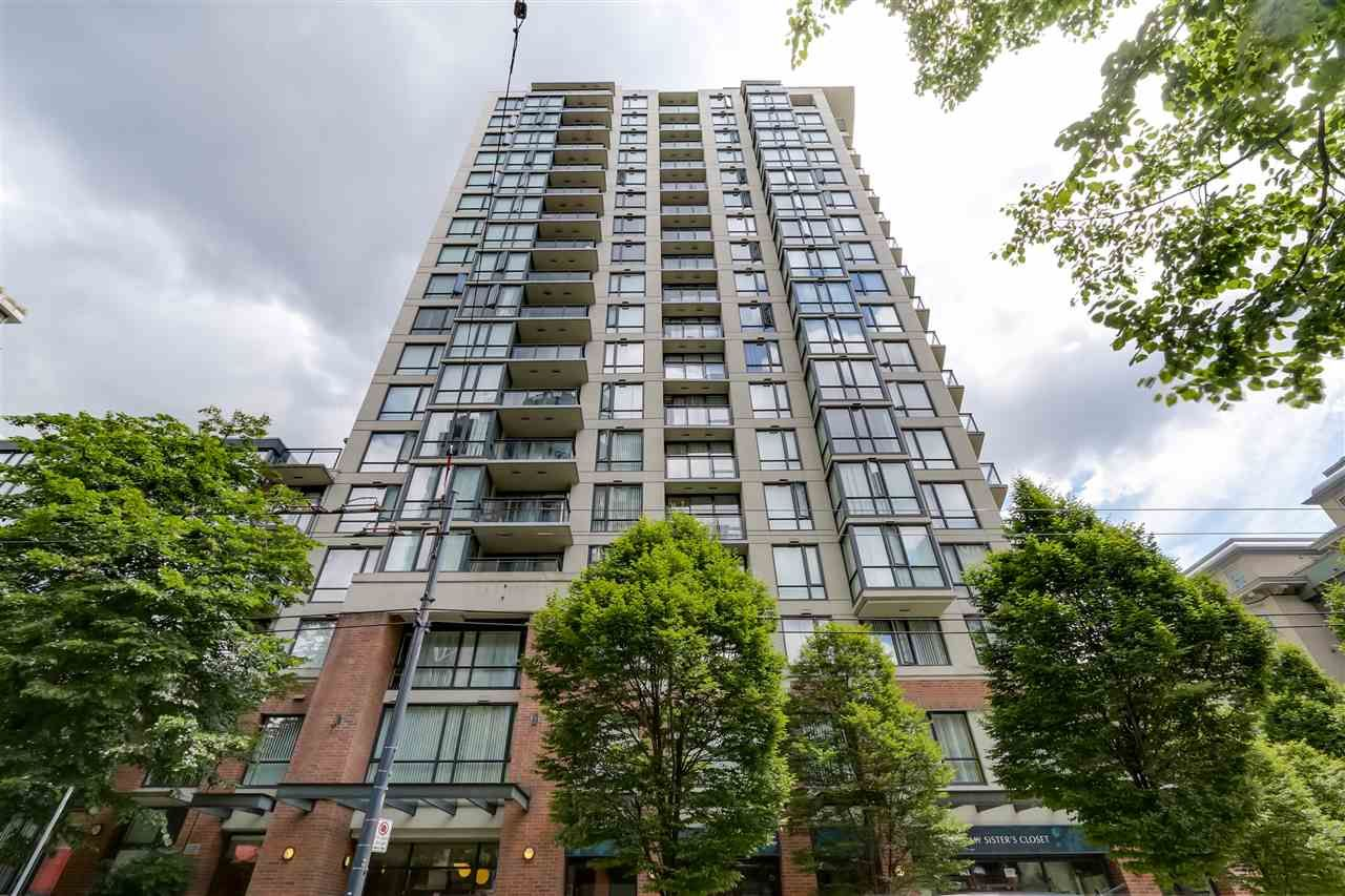 """Main Photo: 1203 1082 SEYMOUR Street in Vancouver: Downtown VW Condo for sale in """"FREESIA"""" (Vancouver West)  : MLS®# R2079739"""