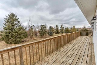 Photo 27: 455033A Rge Rd 235: Rural Wetaskiwin County House for sale : MLS®# E4240148