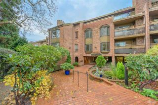 """Photo 1: 309 2320 W 40TH Avenue in Vancouver: Kerrisdale Condo for sale in """"Manor Gardens"""" (Vancouver West)  : MLS®# R2519001"""