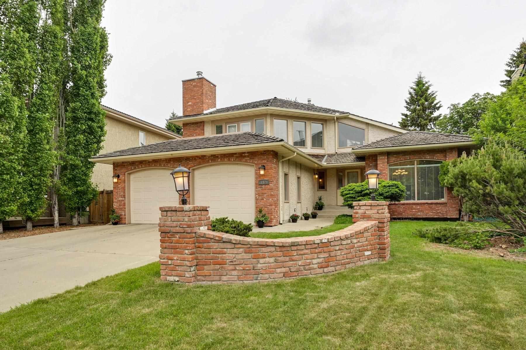Main Photo: 17428 53 Avenue in Edmonton: Zone 20 House for sale : MLS®# E4248273