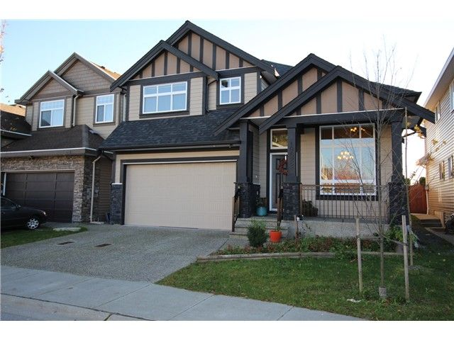 Main Photo: 19622 72A AV in Langley: Willoughby Heights House for sale : MLS®# f1427095