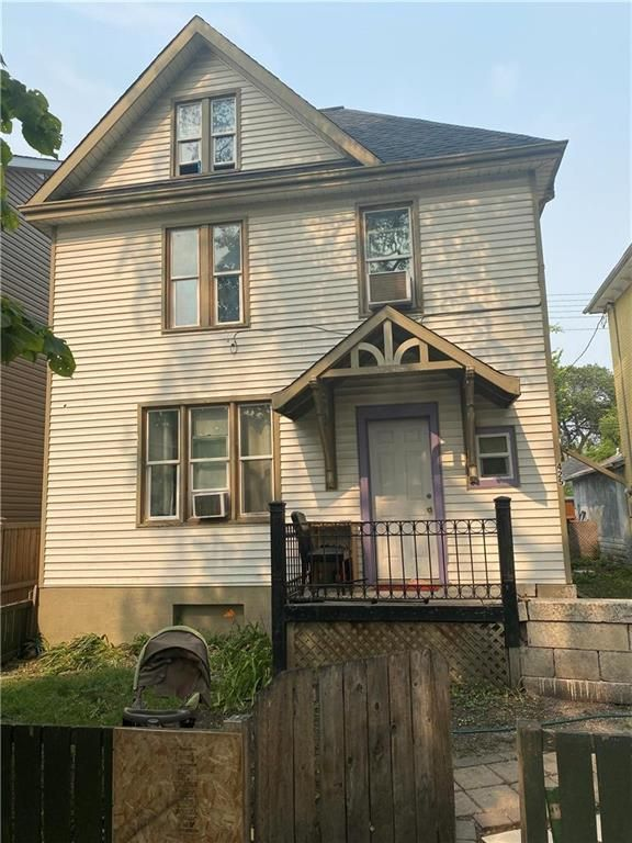 Main Photo: 425 Boyd Avenue in Winnipeg: North End Residential for sale (4A)  : MLS®# 202121597
