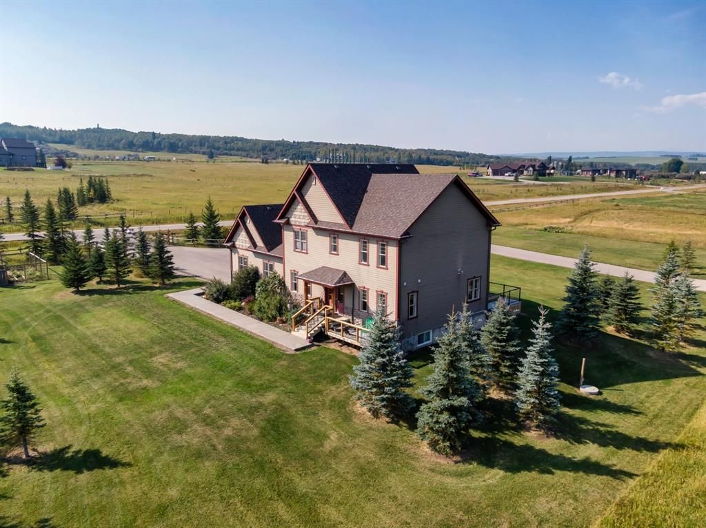 Main Photo: 176014 166 Avenue W: Rural Foothills County Detached for sale : MLS®# A1144768