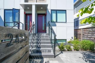 Photo 9: TH2 2433 W BROADWAY Street in Vancouver: Kitsilano Townhouse for sale (Vancouver West)  : MLS®# R2605228