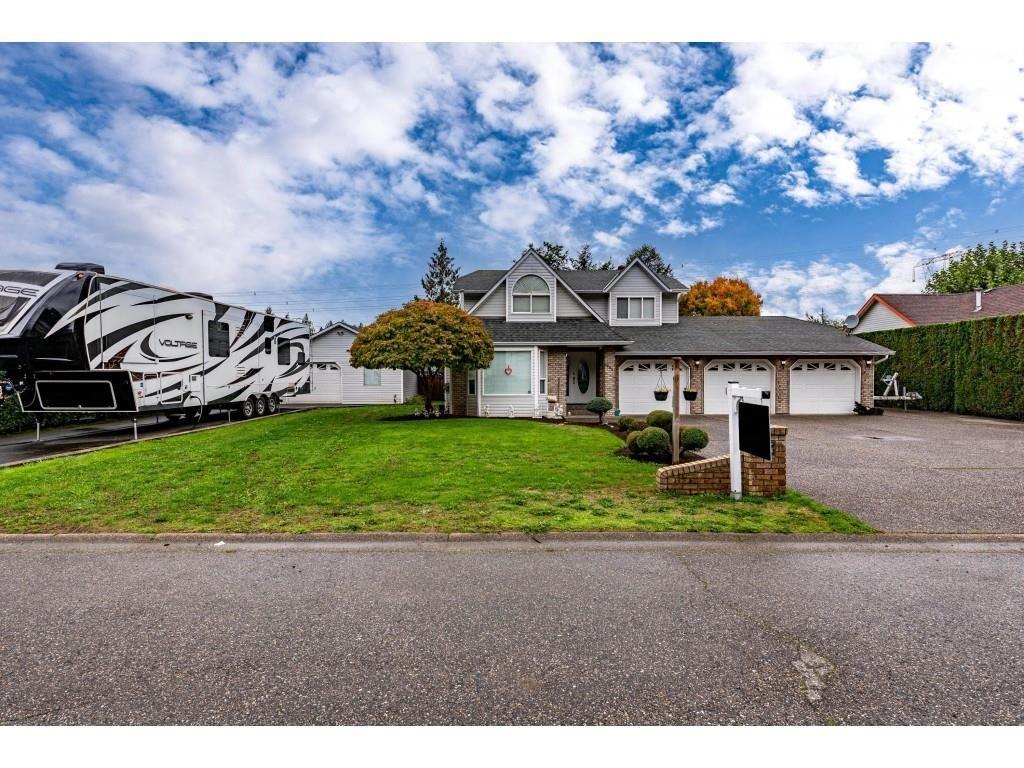 Main Photo: 10051 PARKWOOD Drive in Rosedale: Rosedale Popkum House for sale : MLS®# R2624123