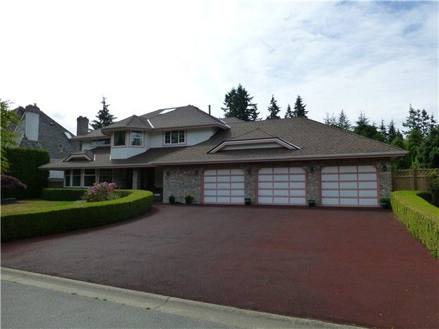 "Main Photo: 13264 20A Avenue in Surrey: Elgin Chantrell House for sale in ""BRIDLEWOOD ESTATES"" (South Surrey White Rock)  : MLS®# F1443165"