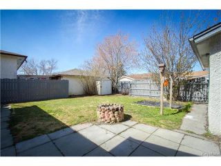 Photo 19: 124 Manila Road in Winnipeg: Maples Residential for sale (4H)  : MLS®# 1711053